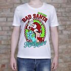 Bad Santa Shirt. Happy Holiday Christmas Gift Men's Funny T Shirt Present