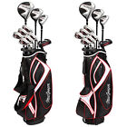 MacGregor Mens CG1900X Package Set New Golf Clubs High Launch RH Complete Bag