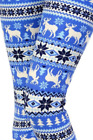 women's Christmas buttery soft holiday leggings OS TC one size plus size