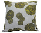 NEW SOOV GREY YELLOW SCREEN PRINT SCATTER CUSHION COVER THROW PILLOW SURFACE ART