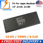New Battery for Apple MacBook 13 2006 2007 2008 2009 A1185 A1181 MA561 MA699 US