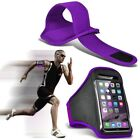 Quality Armband Phone Case✔Sports Exercise Gym Running Fitness Workout✔Purple