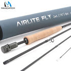 Внешний вид - Maxcatch AIRLITE 2/3WT 7'6'' Lightweight Fly Fishing Rod IM10 Carbon Fiber