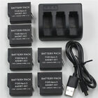 AHDBT-501 Battery For GoPro Luminary 6 HERO6 Black / Hero 5 Black +3 Channel Charger
