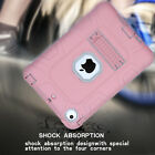 3-Layer Hybrid Rugged Heavy duty Shockproof Anti-Slip Case Cover for Apple iPad