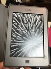 """Kindle Touch 3G, Free 3G + Wi-Fi, 6"""" E Ink Display  w/Leather Case"""