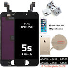 For iPhone 5 5C 5S LCD Touch Screen Digitizer Display Lens Assembly Replacement