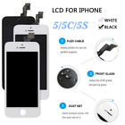 For iPhone 5 5C 5S LCD Touch Screen Digitizer Display Lens Replacement  Assembly