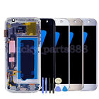 For Samsung Galaxy S7 G930 G930P G930A  LCD Display Touch Screen Digitizer+Frame