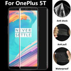 Soft TPU Nano Full Coverage Screen Protector Film Skin Guard For OnePlus 5T Lot