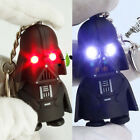 Star Wars Darth Vader Light Up LED With  Sound Keyring Keychain Key Chain Gifts $1.34 CAD on eBay