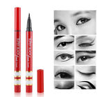 2x Black Eyeliner Waterproof Liquid Eye Liner Pencil Pen Make Up Beauty Comestic
