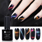 7.5ml 3D Chameleon Cat Eye Magnetic Soak Off UV Gel Nail Polish Gradient Varnish