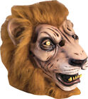 Adult Fancy Dress Party Cosplay Masquerade Wild Jungle Animal Overhead Mask