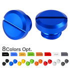 2pcs M10*1.25mm CNC Anodized Mirror Hole Plug Adapter Bolt Right Left Hand Screw