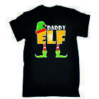 ELF Family Christmas T-Shirts - Novelty Funny X-mas Day Black Loose Fit T Shirt