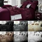Vienna Duvet Cover with Pillowcase Quilt Cover Bedding Set Available in all size