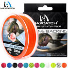 Maxcatch Backing Line 20/30LB 100Yards/300Yards Braided Fly Fishing Backing Line