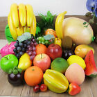 Realistic Lifelike Artificial Plastic Fruit Kitchen Fake Display Food Decor GUT