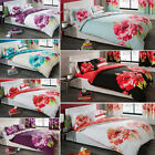 Duvet Cover with Pillowcase Quilt Cover Grace Design Bed Set in all Sizes