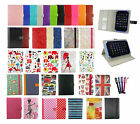 Universal Wallet Case Cover Folio  Fits Sharplace 10.1 Inch 4G Tablet PC