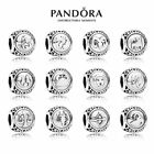 Genuine Pandora Zodiac Charm Silver Star Sign Moments Bead All ALE S925 SILVER