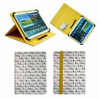 Universal Executive Wallet Case Cover Folio fits YunTab K98 9.6 Inch Tablet PC