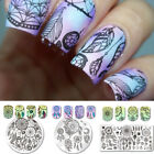 Born Pretty Nail Stamping Plates Dream Catcher Nail Art Templates