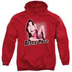 "Bettie Page ""Pin Up Queen"" Hoodie, Crewneck"
