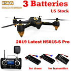 Hubsan X4 H501S Pro Drone FPV RC Quadcopter 5.8G 1080P GPS Brusheless...