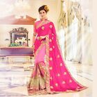 Pakistani Ethnic Designer Party Wear Bollywood Indian Wedding Traditional Saree
