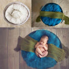 Pillow Donut Ring Set Newborn Baby Photography Props Beanbags Streched Blankets