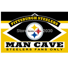 Pittsburgh Steelers Flag Banner 3ft x 5ft Outdoor Mancave Gift 50 Styles NEW!