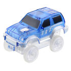 Magic Track Car Toys With Flashing Lights Educational Toys For Children Boys US