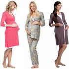Zeta Ville Women's Maternity Nursing Robe/Pyjamas/Nightdress MIX & MATCH - 591c