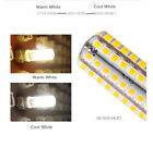 Dimmable LED Corn Bulb G9 3.5W 2835 64 SMD Light Replace Halogen Lamp Lot 10pc