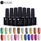 7.5ml Glitter Nail Art Gel Color Polish Soak Off UV/LED Shimmer Shiny
