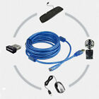 Blue USB 2.0 Male to Female Extension Connector Cable Cord 4.9ft/9.8ft/16.4ft
