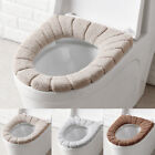 Toilet Filling Seat Cover Soft Pad Bathroom Warm Comfortable