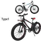 26'' 36V Foldable Electric Power Mountain Bicycle Ebike w / Lithium-Ion 5 Types