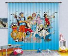 3D Fun Anime 10 Photo Curtain Printing Curtains Drapes Fabric Window AU