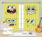 3D Expression 1 Blockout Photo Curtain Printing Curtains Drapes Fabric Window AU