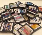 Nintendo DS * GAME CARTRIDGE ONLY PICK LOT*  Pick One or Many ALL GAMES TESTED