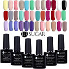 7.5ml Nail Art UV Gel Polish Sets Soak Off Colorful  Varnish UR SUGAR Decors