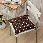 35*35CM Removable Dining Garden Patio Home Kitchen Office Chair Seat Pad Cushion cheap