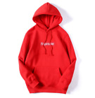 2018 Neu Supreme Box Kapuzenpullover Hooded Top Hoodie Unisex  Multiple Colours