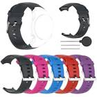 Silicone Watch Band Wriststrap for Garmin Approach S3 Touchscreen Golf GPS CH