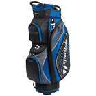 2018 TaylorMade Mens Pro Cart 6.0 Golf Bag - New Trolley Single Strap 14-Way