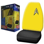 New Yellow Star Trek Delta Command Logo Single Front  Bucket Seat Cover on eBay