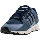 adidas Eqt Support Rf Mens Blue Mesh & Nubuck Casual Trainers Lace-up New Style